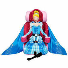 FACTORY NEW KidsEmbrace CINDERELLA Toddler Booster Car Seat INTERNATIONAL SHIP