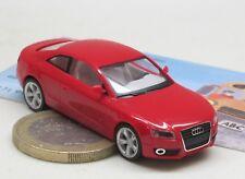 Herpa  023771-002  Audi A5 ®, feuerrot   (4227)