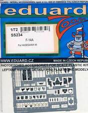Eduard Accessories SS234 F-14a Tomcat In 1 72