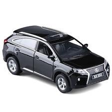 LEXUS RX350 Diecast Car black 1:32 Model Toy Acousto-optic gifts