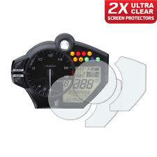 2 x panel de Yamaha YZF R1 14B 2009-2014 protector de pantalla: Ultra Claro