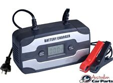 LCD Battery Charger 2 / 4 / 6 Amp T&E tools new bc6005 FLOAT CHARGE TRICKLE