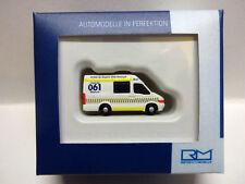 Rietze 16973 IVECO DAILY ambulancia servizio di soccorso autoambulanza Spagna N 1:160 NUOVO