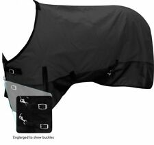 "New 78"" 1200D Winter WATERPROOF and BREATHABLE Turnout BLANKET Horse Size"