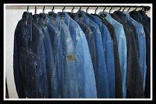 Vintage Levis Red Tab 70511 04 Chaqueta Azul Denim Camionero Trabajo Grande