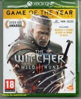 The Witcher 3 Game of the Year Edition  'New & Sealed' *XBOX ONE (1)*