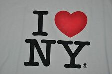 T-SHIRT L LARGE I LOVE NY NEW YORK HEART NYC SHIRT