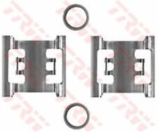 PFK340 TRW Accessory Kit, disc brake pads Front Axle