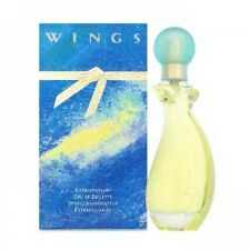GIORGIO BEVERLY HILLS WINGS FOR WOMEN 90ML EDT SPRAY BRAND NEW & BOXED