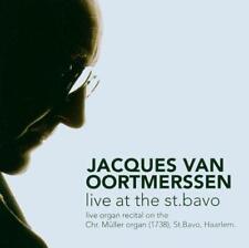 ██ ORGEL ║ Jacques van Oortmerssen live ║ Sint Bavo Kerk zu Haarlem