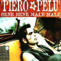 CD PIERO PELU' BENE BENE MALE MALE LITFIBA WARNER 2002 GERMANIA 5050466-0295-2-2