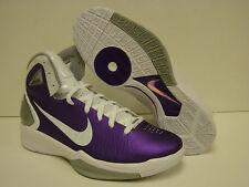 NEW Mens Sz 13.5 NIKE Hyperdunk 2010 407627 500 Purple Sneakers Shoes