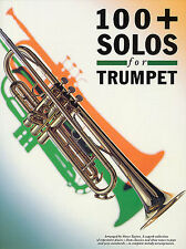 100 + Plus Solos for Trumpet Sheet Music Book  *NEW*