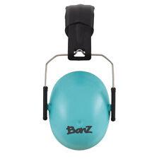 Banz Hear No Blare Kids Noise Control/Ear Hearing Protection Earmuffs 2y+ Blue