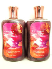 Bath Body Works TWILIGHT WOODS Bubble Bath, 10oz/295 mL, NEW x 2