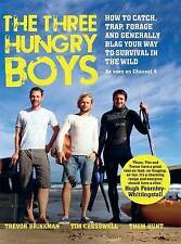 The Three Hungry Boys, Tim Cresswell, Trevor Brinkman, Thom Hunt, New Book