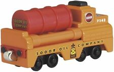 Take Along / take n play Thomas NEW OIL BARREL CAR  NIP - packaging varies
