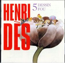 HENRI DÈS - DESSIN FOU (CD)