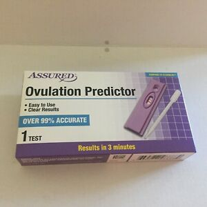 NEW Home Ovulation Predictor 99% Accurate Results in 3 Minutes