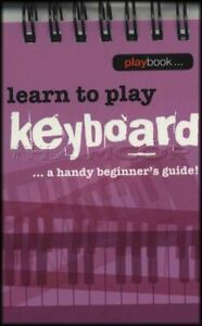 Learn To Play Keyboard A Handy Beginners Guide Mini Music Book SAME DAY DISPATCH