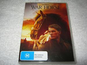 War Horse - Steven Spielberg Film - VGC - DVD - R4