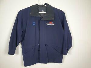 Formula 1 - 2000 Grand Prix Navy Jacket Qantas Australian Mens size L Plus size