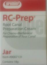 PREMIER RC-PREP 18 G JAR ROOT CANAL PREPARATION CREAM DENTAL ENDO