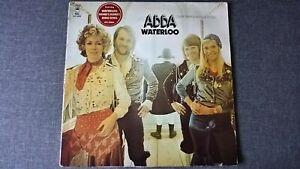 ABBA - WATERLOO .        LP.