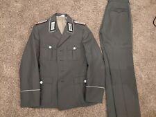 NVA DDR GDR East German STASI uniform