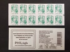 Carnet timbres neuf YT 1215-C7 Marianne Ciappa. PHILinfo