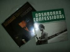 Dashboard Confessional       PROMO CD LOT      Vindicated  --  Belle of the Blvd