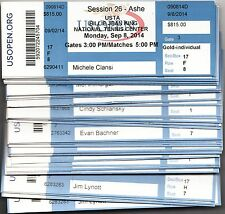 2014 US OPEN TENNIS MARIN CILIC VS KEI NISHIKORI MENS FINAL TICKET STUB 9/8 BO