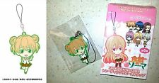 Shokugeki no Soma Food Wars Rubber Strap Girls Assorted Yuki Yoshino Licensed