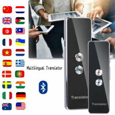 Smart Portable Instant Translator Voice Bluetooth Translation Device 40 language