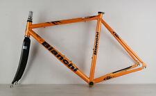 Cadre BIANCHI Mega Pro Lite Alloy fourche carbon vélo route bicycle frameset