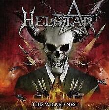 HELSTAR - THIS WICKED NEST - CD - 884860100625