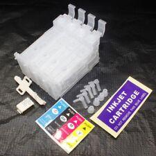 20pcs Empty CISS cartridge compatible For EPSONs 4colors printer ink cartridge