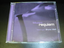 MOZART Requiem- Bruno Weil- CD