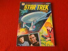Vintage Science Fiction Coloring Book/Magazine Star Trek 1978 5