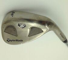 TaylorMade RAC Z TP Wedge, 56 Degree, 12 Bounce, Steel, Wedge Flex