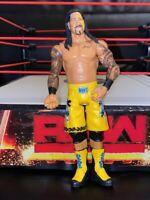 USOS USO JIMMY WWE Mattel action figure BASIC kid toy Wrestling