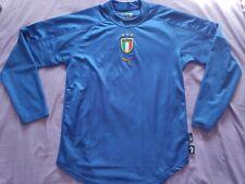 Camiseta selección futbol Italia Europa 2004 Puma talla M