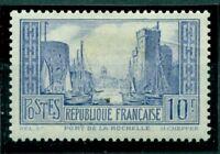 Frankreich, Bauwerke, Nr. 241 Falz *