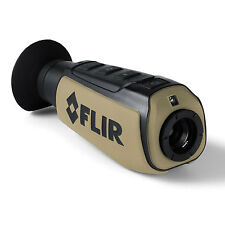 FLIR Scout III 640 Monocular Night Vision Thermal Camera, 18° x 14°