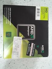 NOS AMD Sempron 140 2.7 GHz Core (SDX140HBGQBOX) Processor ~Factory Sealed