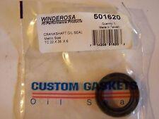 Ski Doo Mini Z 1998-2008 Snowmobile Winderosa Crankshaft Seal 501620 New