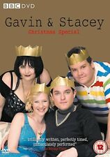 Gavin And Stacey Christmas Special DVD 5051561028625 Ruth Jones James Corden BBC