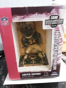 NFL Miami Dolphins Ricky Williams Upper Deck Game Breakers Figurine RARE