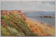 Bournemouth J Salmon Collectable English Postcards