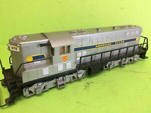 American Flyer S Gauge 370 GM GP7 Diesel Locomotive Unit has been fully serviced